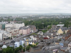 Cork City from St. Anne's