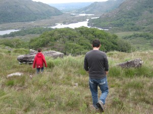 Walking Killarney National Park