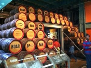Guiness Storehouse Cooperage