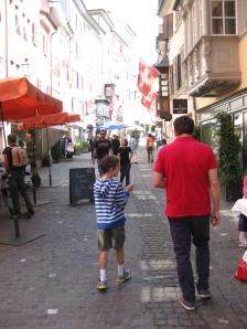 E and Dad Zurich