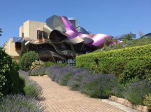 Hotel Marques De Riscal, Elciego, La Rioja