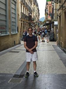 Old Town, San Sebastian